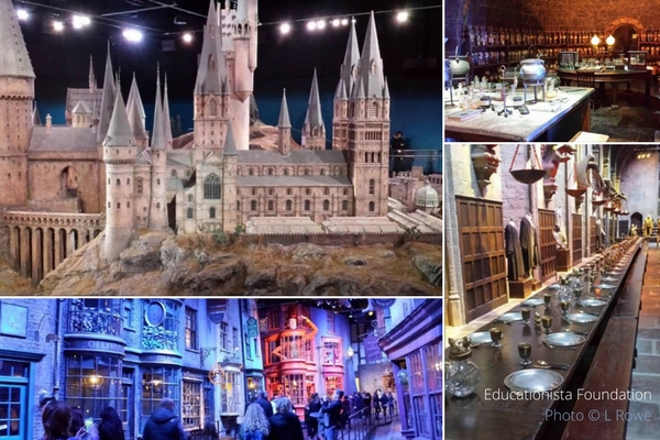 Warner Brothers Studio Tour (Harry Potter) - Nov 2017