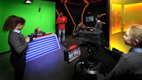 Sky TV Skills Studio February 2015