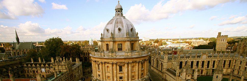 Oxford Literary Festival 2015