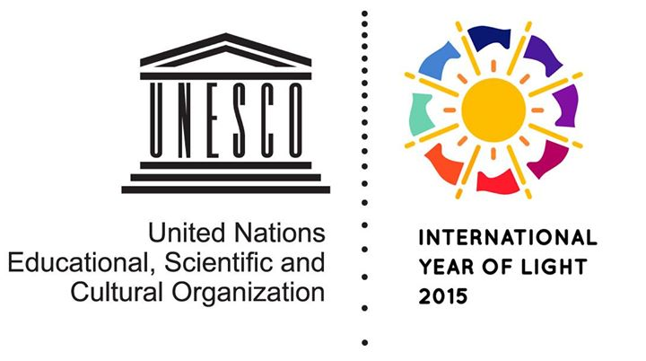 Unesco Year of Light 2015.  Photo credit © Unesco 2015