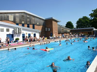 Home Ed Outdoor Swimming Session Ashby