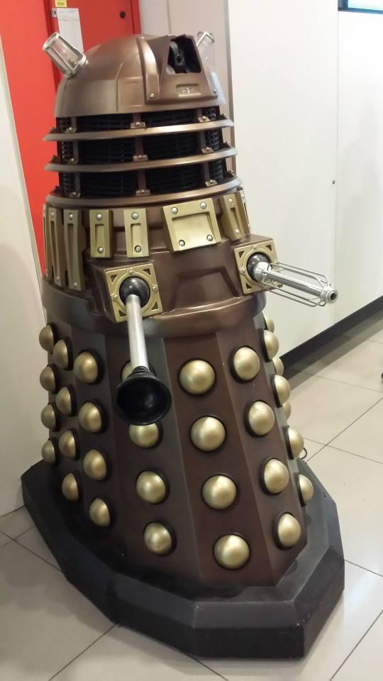 BBC Broadcasting House (Dalek) Photo credit © L Rowe 2014