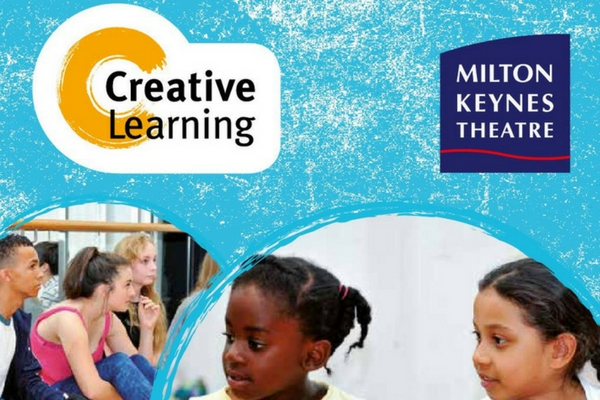 Creative Learning Milton Keynes Theatre Photo credit © Ambassador Theatre Group Ltd