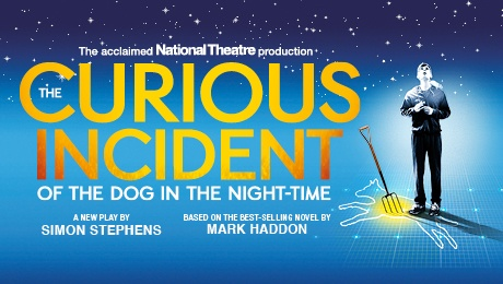 The Curious Incident of the Dog in the Night-Time - Sept 2017
