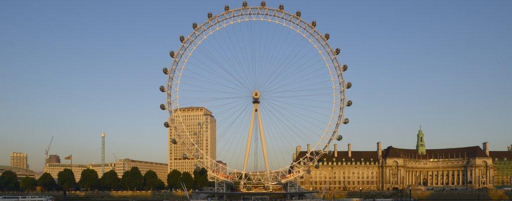 London Eye July 2016