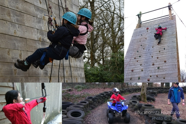 PGL Multi Activity Weekend Oct 2019