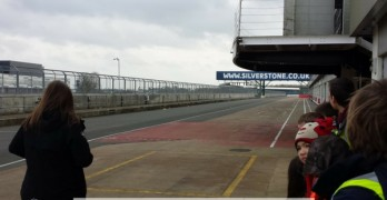 Silverstone Circuit Pitstop. Photo credit © L Rowe 2015