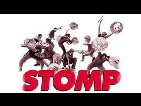 """""""Stomp"""" the Musical theatre trip"""